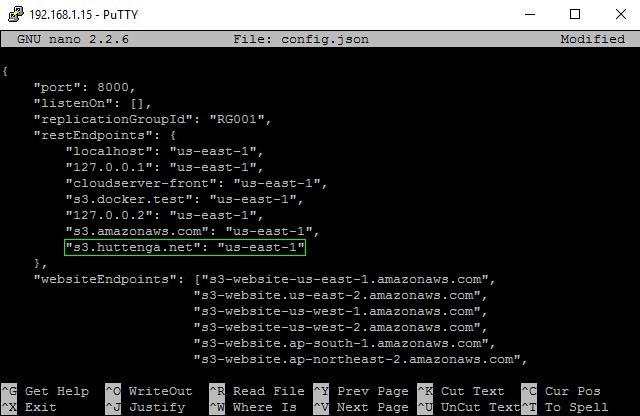 LucidLink with Veeam and Zenko Object Storage – huttenga net